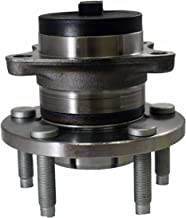 HU512334 x2 Brand New Rear Set Wheel Bearing Hub Assembly (Only For FWD Model) Fit 07 08 EDGE MKX