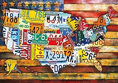 Buffalo Games - Road Trip USA - 300 Large Piece Jigsaw Puzzle