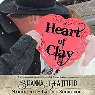Heart of Clay audiobook cover art