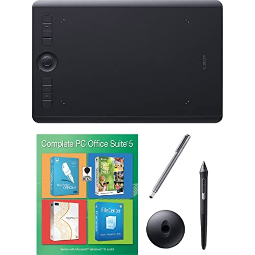 Intuos Drawing Tablet: Amazon com