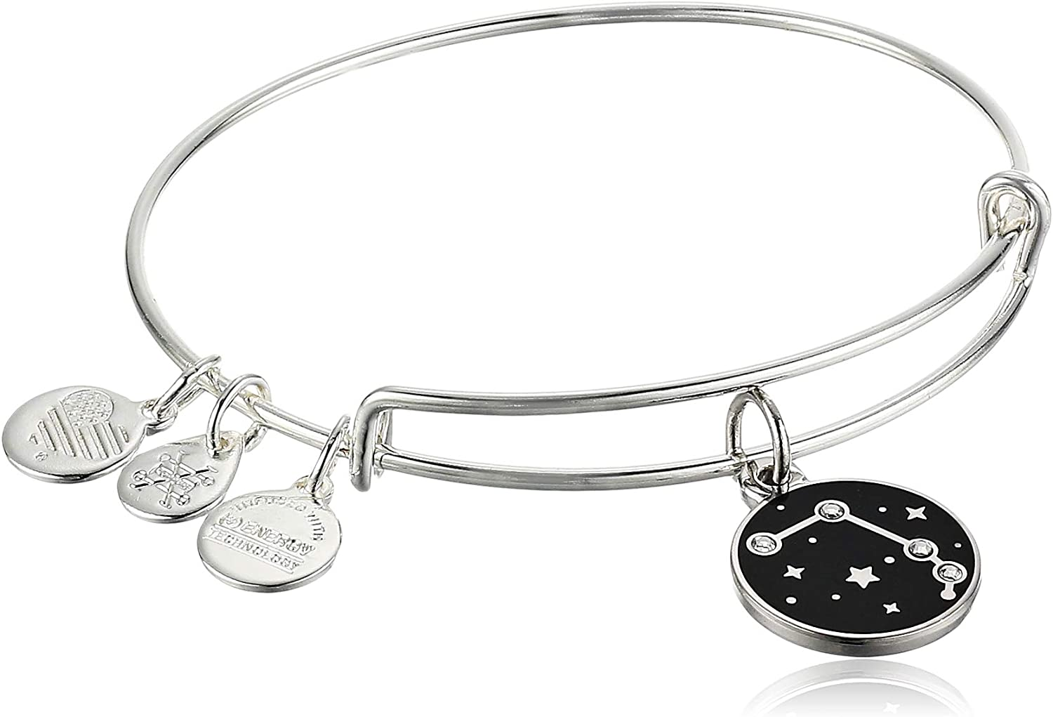 Alex and Ani Color Infusion Aries Bangle Bracelet