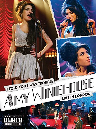 Amy Winehouse - I Told You I Was Trouble [Blu-ray]