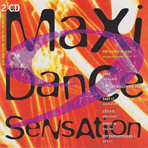 Maxi Dance Sensation 9 (1993)