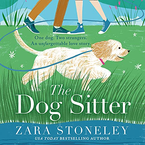 The Dog Sitter Audiobook By Zara Stoneley cover art