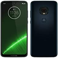 "Motorola Moto G7+ Plus (64GB, 4GB RAM) Dual SIM 6.2"" 4G LTE (GSM Only) Factory Unlocked..."