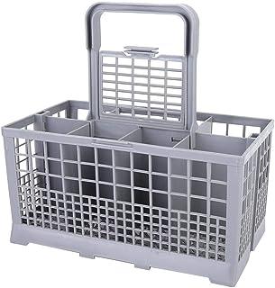 Belissy Panier Couvert Lave Vaisselle Lave-Vaisselle à Couverts 13.5x20x25 BoîTe Rangement, Universal Lave-Vaisselle Couve...