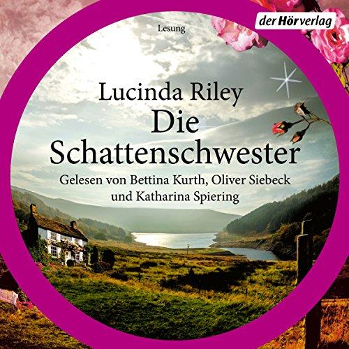 Die Schattenschwester audiobook cover art