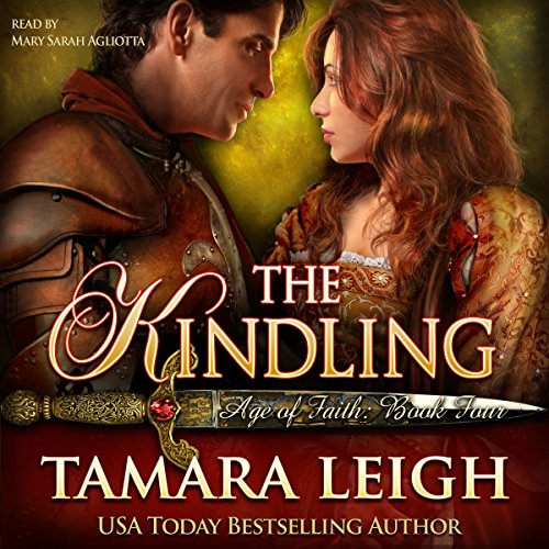 The Kindling audiobook cover art