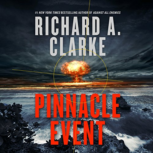 Pinnacle Event audiobook cover art