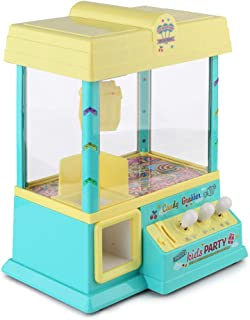 Keezi Carnival Claw Machine Candy Grabber Vending Arcade Kid Price Music LED Toy