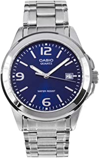 Casio Dress Watch Analog Display Quartz for Men MTP-1215A-2ADF