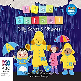 Play School Silly Songs and Rhymes cover art
