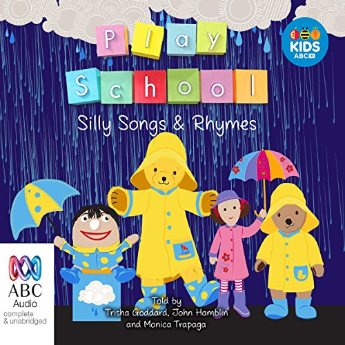Play School Silly Songs and Rhymes audiobook cover art