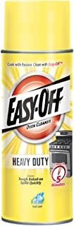 Easy-Off Heavy Duty Oven Cleaner, Regular Scent 14.5 oz Can