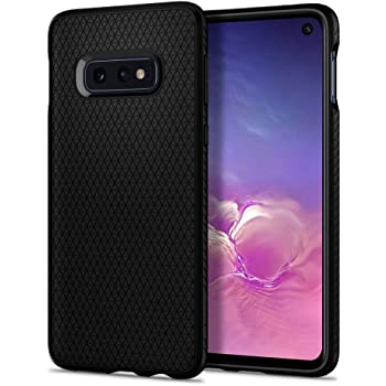 Spigen Liquid Air Armor Designed for Samsung Galaxy S10e Case (2019) - Matte Black