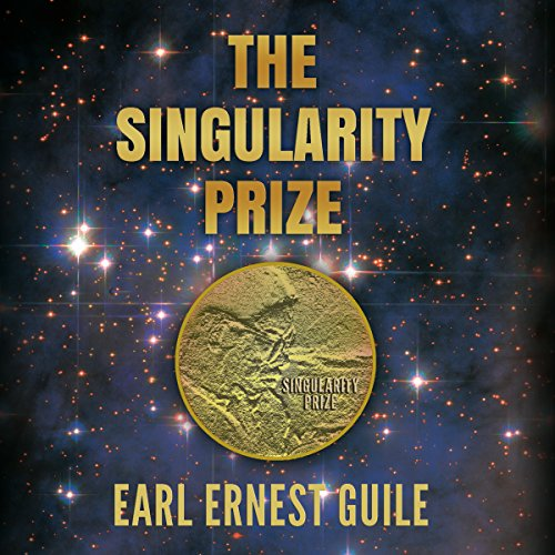 The Singularity Prize audiobook cover art