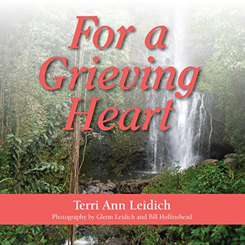For a Grieving Heart audiobook cover art