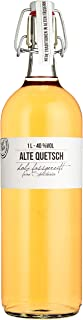 BIRKENHOF Brennerei | Alte Quetsch - feine holzfassgereifte Spirituose | 1 x 1l  - 40 % vol.