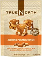 TrueNorth Nut Clusters, Almond Pecan Crunch, 5 Ounce (Pack of 12)