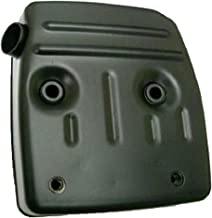 Farmertec Muffler Exhaust Silencer for Husqvarna 394 394XP 395 395XP Chainsaw OEM 503 71 13 05