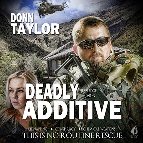 Deadly Additive audiobook cover art