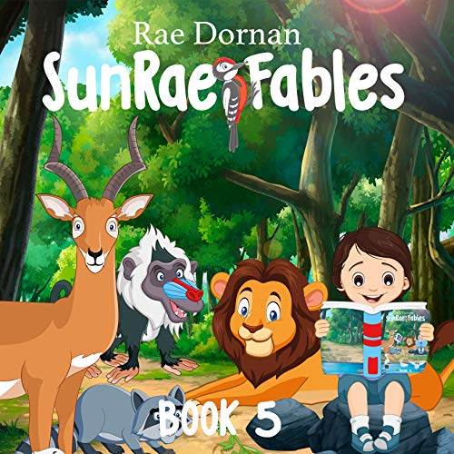 SunRae Fables, Book 5 audiobook cover art