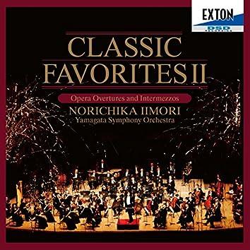 Classic Favorites II: Opera Overtures and Intermezzos