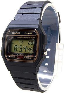 afc1e227947 Relógio Masculino Casio Vintage F91WG9QDF - Preto