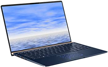 ASUS ZenBook 13 Slim Durable Laptop 13.3 in FHD Wideview, Intel Core i7-8565U Up to 4.6GHz, 16GB RAM, 512GB PCIe SSD + TPM...