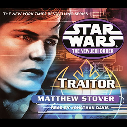 Star Wars: The New Jedi Order: Traitor audiobook cover art