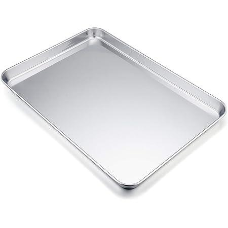 Edelstahl-Bleche 60x40x2 Ausstellbleche Frosterblech Backblech Bäckerei