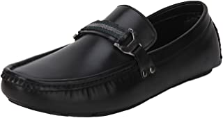 San Frissco Men's Black Sneakers-9 UK/India (43 EU) (EC 2422 Blk-9)