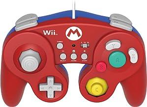 Hori - Mando De Combate Turbo Mario (Nintendo Wii U, Nintendo Classic Mini)