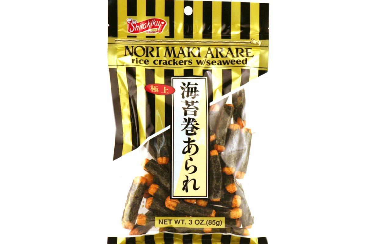 Nori Maki Austin Mall Arare excellence - Pack 3oz 24 of