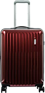 Riccione International 21-Inch Carry-On Spinner (Bordeaux)