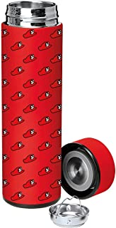Controller Gear Super Mario Oddysey Cappy Hat Vacuum Insulated Stainless Steel Water Bottle - Red (17Oz.)