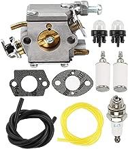 ATVATP 309362001 Carburetor for 35cc 38cc 42cc Homelite UT-10540 UT-10542 UT-10544 UT-10546 UT-10548 UT-10549 UT-10560 UT-10562 UT-10564 UT-10566 UT-10568 UT-10569 Chainsaws 309362003 300939006