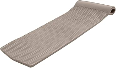product image for TRC Recreation Serenity 70 Inch Foam Full Size Mat Raft Lounger Swimming Pool Float, Bronze