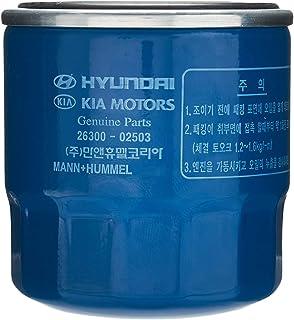 Kia Filter Assy-Engine Oil @2630002503