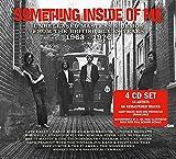 Various: Something Inside of Me: Unreleased Masters & Demos (Audio CD)