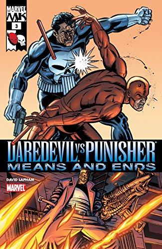 Daredevil vs. Punisher (2005) #3 (of 6) (English Edition)