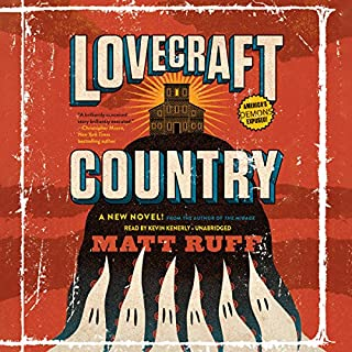 Lovecraft Country audiobook cover art