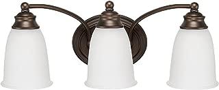 Best three light vanity light Reviews