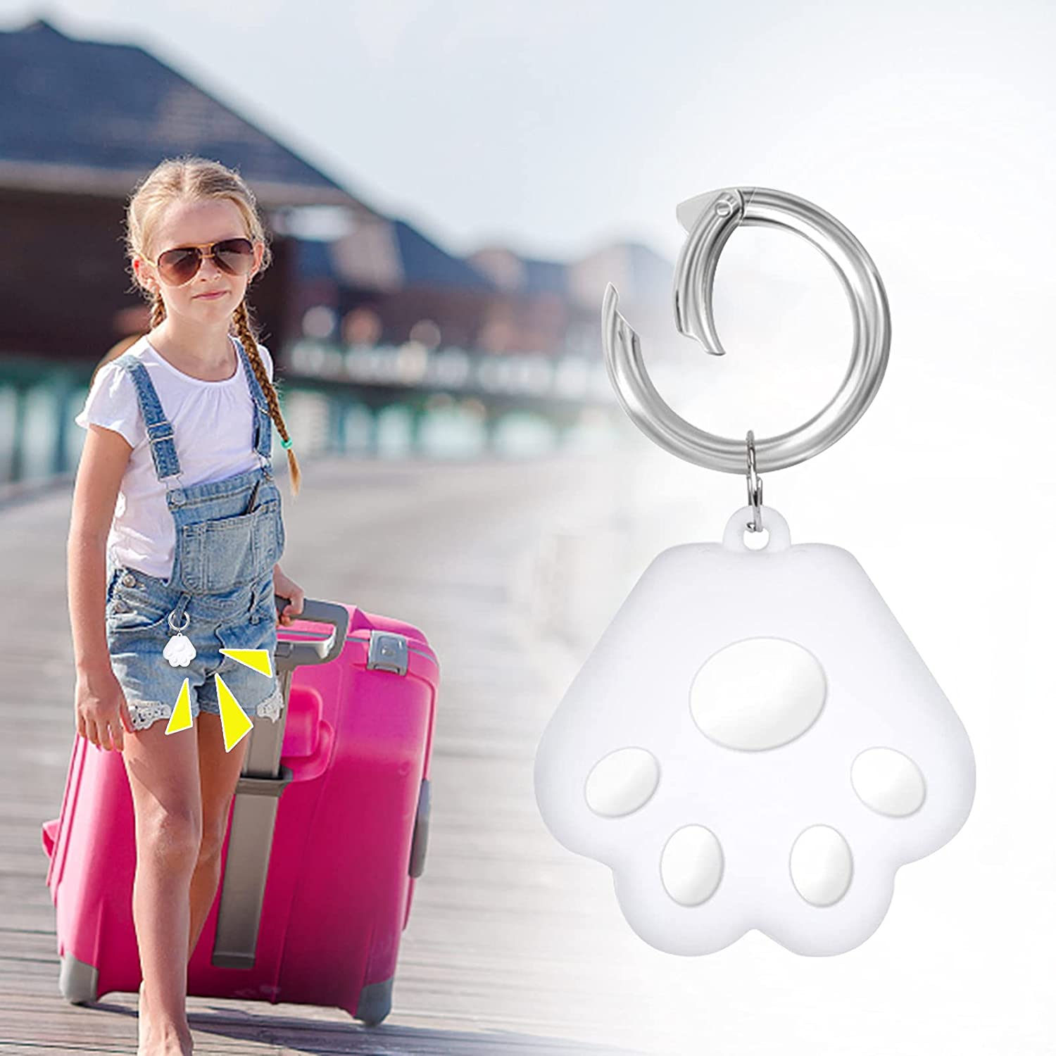 GPS Tracking Locator Protective Case Lowest price challenge Brand Cheap Sale Venue Gift Portab Small Pet for