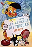 Disney les Affiches Mythiques