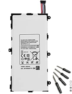 Damzon T4000E Replacement Battery 3.7v 4000mAh for Samsung Galaxy Tab 3 7.0
