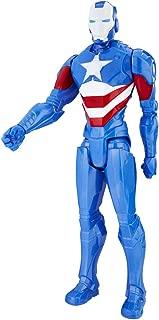 AVENGERS C1493ES00 Marvel Titan Hero Series 30cm Iron Patriot Figure