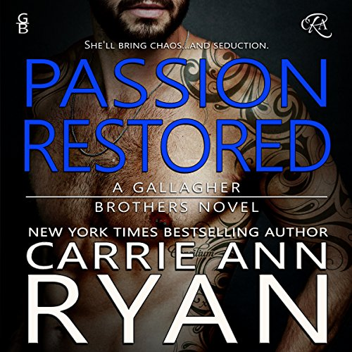 Passion Restored audiobook cover art