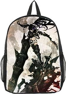Black Rock Shooter Anime Cosplay Bookbag Backpack Racksack Shoulder Bag School Bag