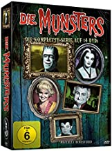 The Munsters : The Complete Series (14 DVD Box) by Fred Gwynne